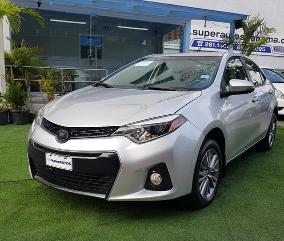 Toyota Corolla 2015 $ 11500