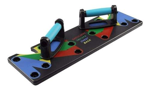 Push Up Barra Tablero Para Planchas Flexiones Multi