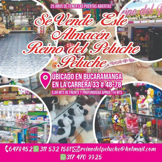 Se Vende Almacén Bucaramanga