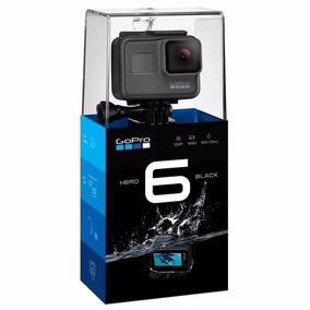 Câmera De Ação Gopro Hero 6 12mp 4k Wi-fi E Comando De Voz