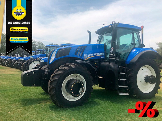 Tractor New Holland T8.350 Sin Gps