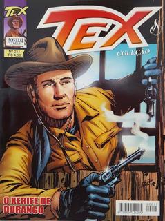 Hq Tex Coleção 211 Mythos: Xerife Durango 116pg 2004 (a) E06