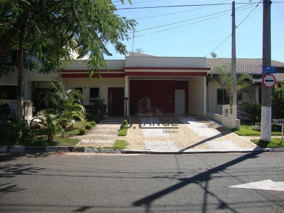 Casa Com 3 Dormitórios À Venda, 180 M² Por R$ 650.000,00 - Condomínio Campos Do Conde - Paulínia/sp - Ca9939