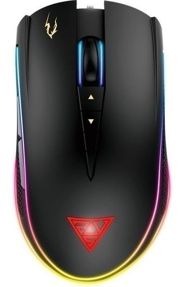 Mouse Gamer Gamdias Zeus P2 Chroma Rgb 16000dpi