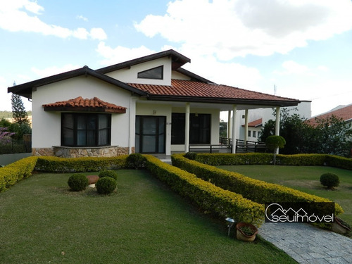 Casa À Venda, 800 M² Por R$ 1.500.000,00 - Condomínio Campos De Santo Antônio - Itu/sp - Ca0681