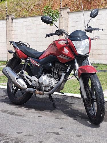 Imagem 1 de 4 de Honda  Cg Fan Esdi