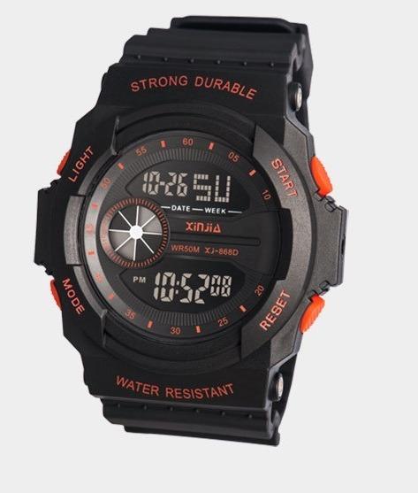 Oferta= Relógio Natação / Esportes Militar Xinjia Xj-868d