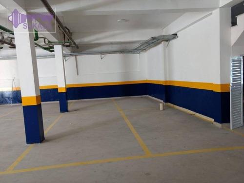 Cobertura Com 2 Dormitórios À Venda, 53 M² Por R$ 389.000,00 - Vila Pires - Santo André/sp - Co0409