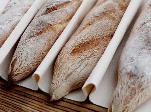 Paño De Linio Para Fermentar Y Hornear Pan