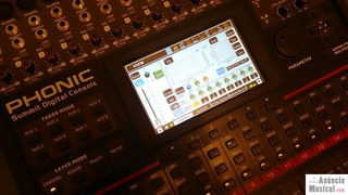Mesa De Som Sumit Digital 16 Phonic