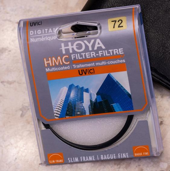 Filtro Hoya Uv 72mm