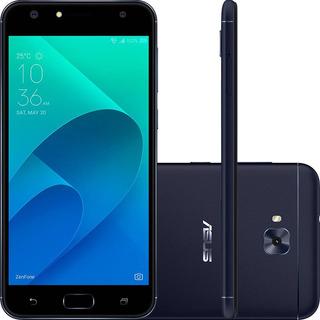 Asus Zenfone 4 Selfie Zd553k 64/4gb 16mp Preto Vitrine 1