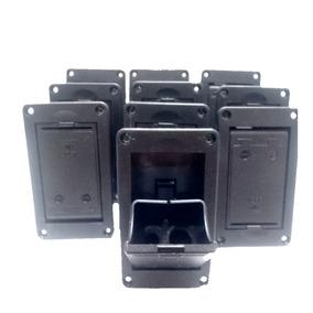 Acessório Contrabaixo Violão Guitarra Case Box Bateria 9 V