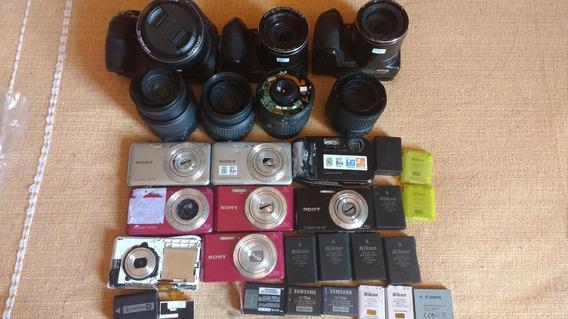 Camera Semiprofissional Placa Mãe Componentes Sony Nikon