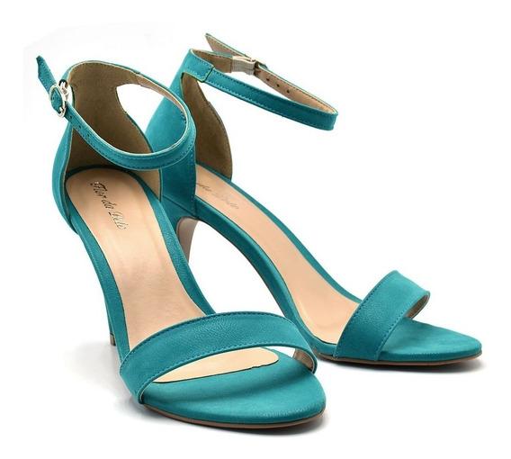 Scarpin Sapato Salto Alto Feminino Moda Bico Fino