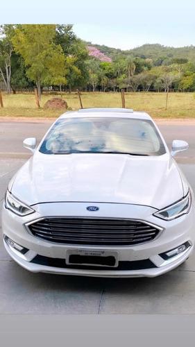 Ford Fusion 2017 2.0 Titanium Ecoboost Awd Aut. 4p
