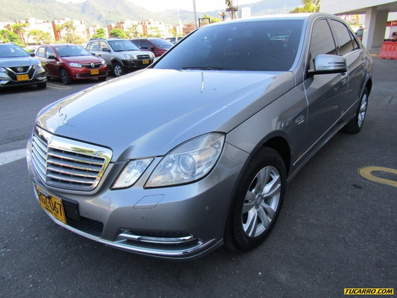 Mercedes Benz Clase E 200 Cgi 1.8 At