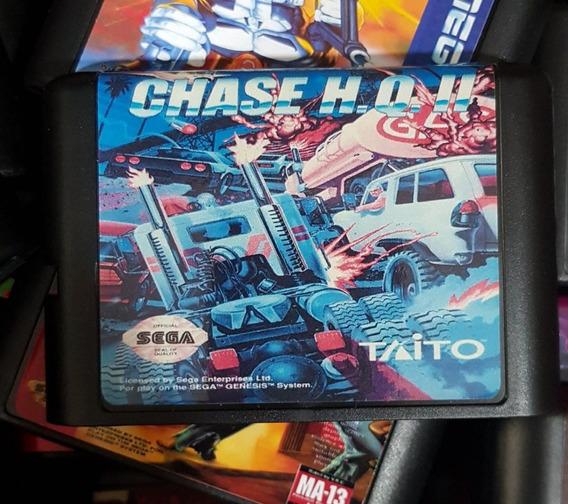 Mega Drive Genesis - Chase Hq 2 Chase H.q. Ii