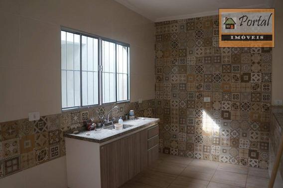 Casa Com 2 Dormitórios À Venda, 185 M² Por R$ 250.000,00 - Jardim Santo Antônio Ii - Campo Limpo Paulista/sp - Ca0285