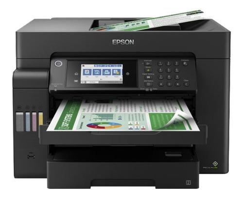 Impresora Epson A3 Multif Ecot L15150 Reemplazo L1455 Cuotas