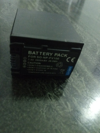 Bateria Filmadora Sony