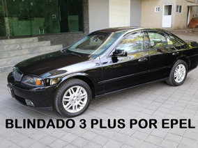 Lincoln Ls Sport V8 Blindado Nivel 3 Plus 2003 (impecable)