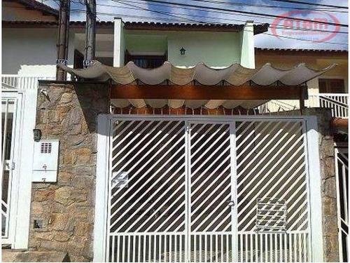 Imagem 1 de 24 de Casa Residencial À Venda, Vila Basileia, São Paulo - Ca0411. - Ca0411