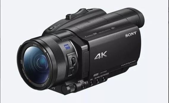 Filmadora Sony Pró Fdr-ax700 4k Ultra Hdr.