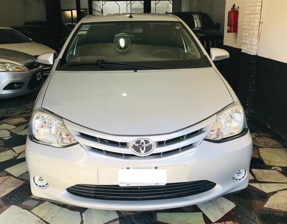 Toyota Etios 1.5 Xs 2014 Hatchback Único Dueño