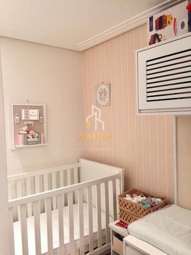 Imagem 1 de 15 de Apartamentos - .cobertura - Condomínio Anália Franco Garden              - 1437