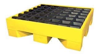 Plataforma Antiderrames Para 1 Tambo