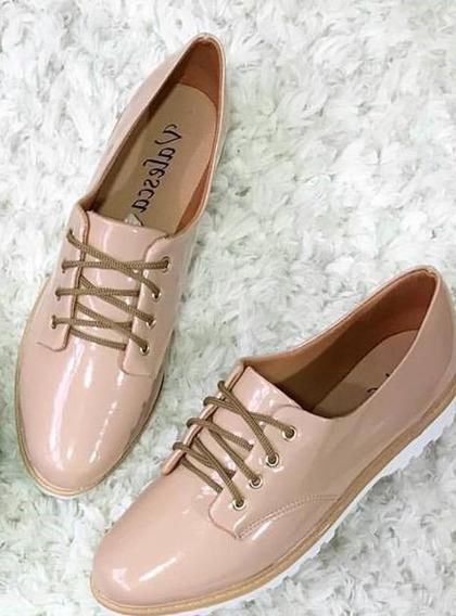 Sapato Oxford Valesca