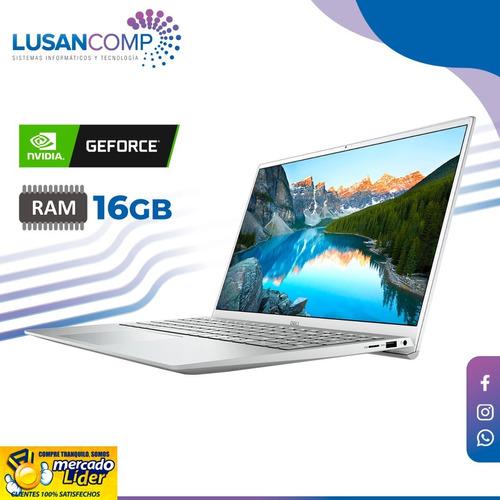 Dell Inspiron I7 11th Ram 16gb Ssd 512gb Fhd 15.6 Nvidia 2gb