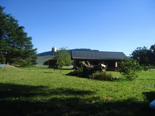 Vendo Cabañas En Laguna La Brava