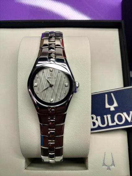 Relógio Bulova Feminino Diamond