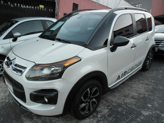 Citroën Aircross 2015 1.6 16v Exclusive Flex Aut. 5p
