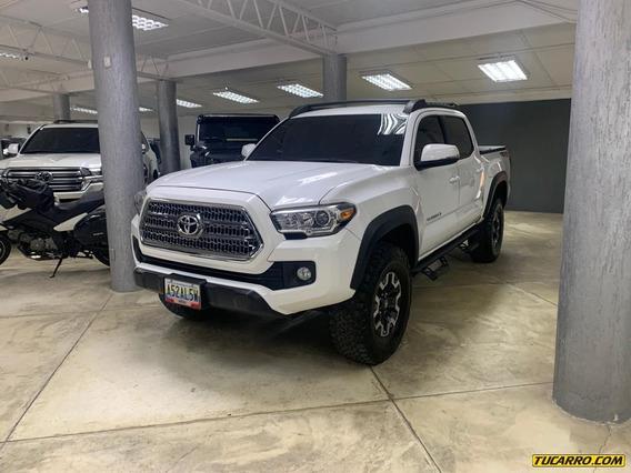 Toyota Tacoma Blindada Nivel 3