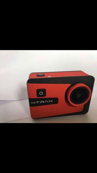 Câmera Smart Xtrax Filma 4k Estilo Gopro