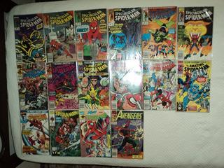 Spider-man Homem-aranha 16 Hqs Importadas
