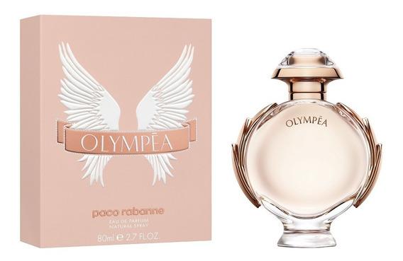 Perfume Olympea Paco Rabanne 80ml 100% Original