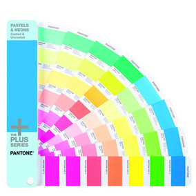 Pantone Serie Plus Guía Pastel Neon Muestrario Color Gg1504