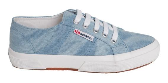 Tênis Superga 2750 Jeah Classic Jeans Havai