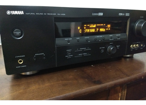 Receiver Home Theater Yamaha Yamaha Rx-v459