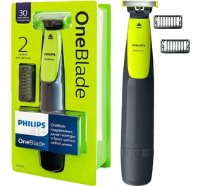 Barbeador Elétrico Philips One Blade Oneblade 2510 Garantia