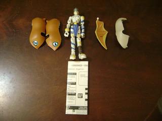 Muñeco Digimon Bandai Patamon-angemon.