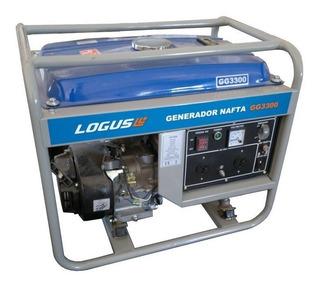 Grupo Electrógeno Logus Gg3300