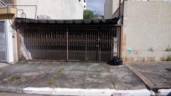 Terreno Com 150m² Com Casa Antiga Para Reforma Ou Demolição - Vila Formosa - Sp - Te0026