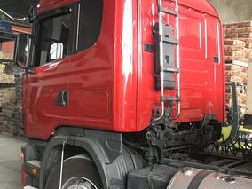 Scania 124 6x2 400 Trucada