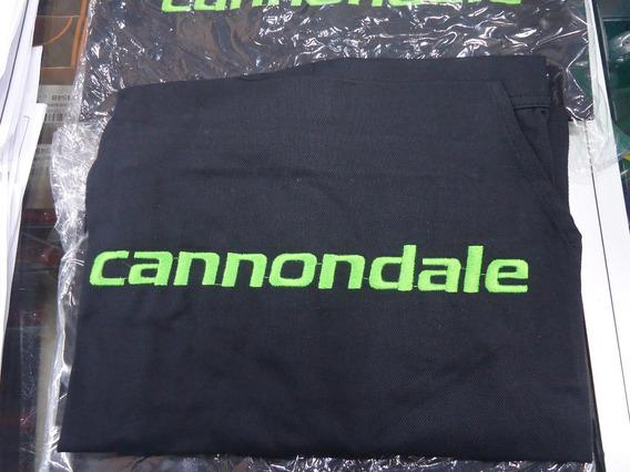 Delantal Mecanico Bicicletas Cannondale C/bolsillo - Racer