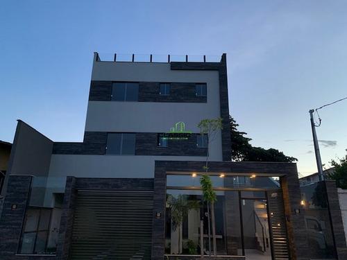 Cobertura Com 3 Quartos Para Comprar No Planalto Em Belo Horizonte/mg - 3685